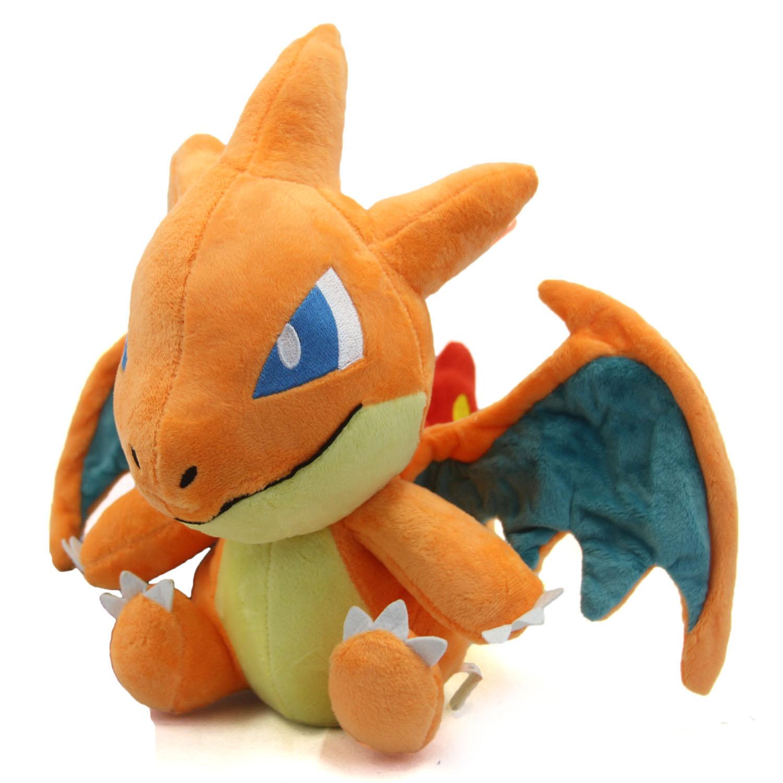 pokemon 11quot plush chibi mega charizard y new 11 inch x