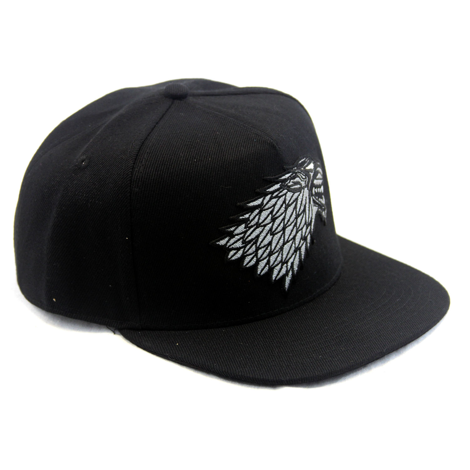 House Stark Direwolf Baseball Cap - Game of Thrones New (Snapback Hat) 1af3d20feeb