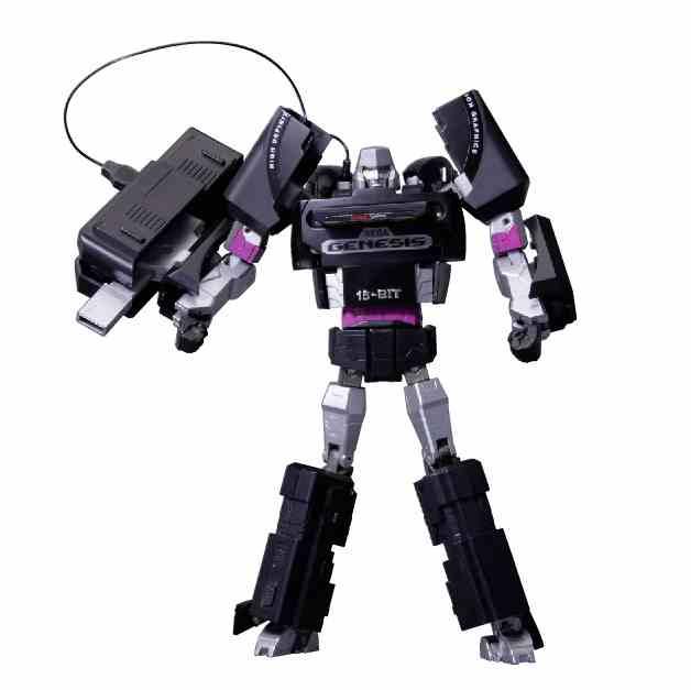 Transformers 7 5 Quot Limited Action Figure Sega Genesis
