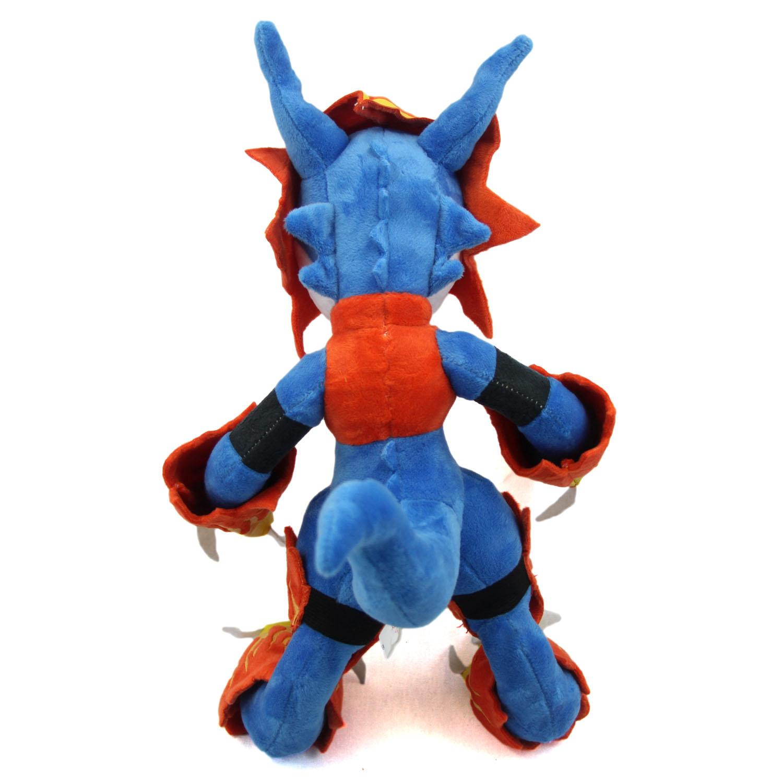 Avatar 2 Toys Ebay: FLAMEDRAMON New 14 Inch Digital